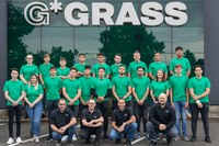 30 neue Lehrlinge in der Grass Gruppe