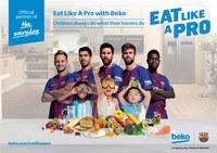 Beko verlängert und erweitert Sponsoring-Vereinbarung mit dem  FC Barcelona