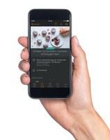 Die Miele App wird kulinarisch