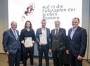 Förderpreis der Heinrich-Blanc-Stiftung für Benedict Michael Kistner