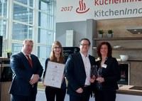 GROHE Blue Home ist KüchenInnovation des Jahres 2017
